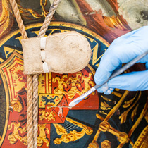 How to Restore an 18th-century Drum