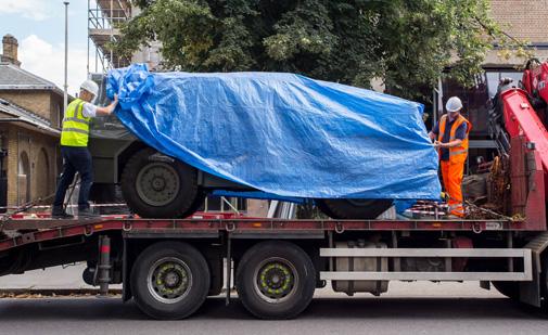 Humber Pig Transport