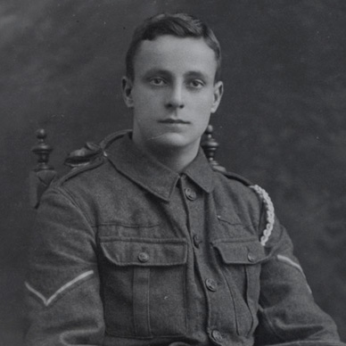Sergeant James Littler