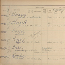 Irish Soldiers' Records