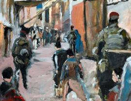 War Paint guest tour: Douglas Farthing